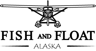 Fish And Float Alaska Logo